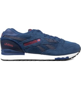 Reebok Navy LX 8500 Shoes Picture