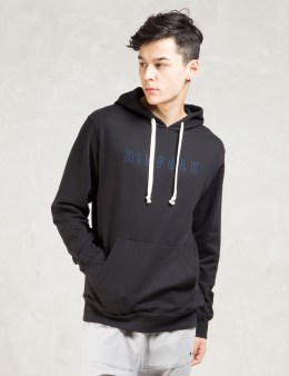 Kinfolk Black Beacon Pull-over Hoodie Picture