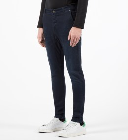 ZANEROBE Navy Resin Slingshot Denimo Jeans Picture