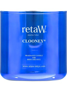 retaW Clooney Fragrance Candle Picture