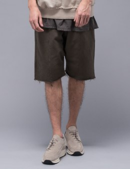 N.D.G. STUDIO Drop Crotch Shorts Picture