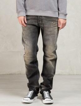 Denham Black Razor IBSA745 Slim Fit Jeans Picture