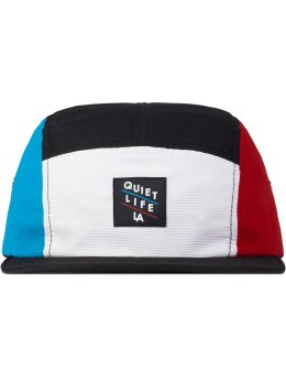 The Quiet Life White Aruba 5 Panel Cap Picture