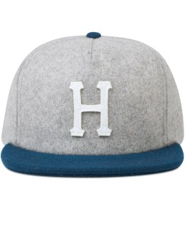 HUF Wool Classic H Strapback Picture