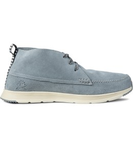 Ransom Stone Grey Alta Mid Shoes Picture