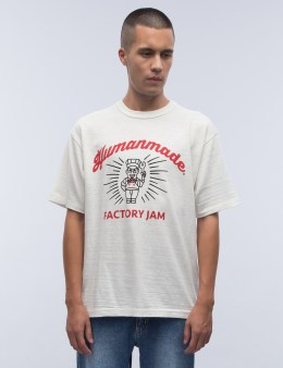 Human Made #1218 Factory Jam S/S T-Shirt Picture
