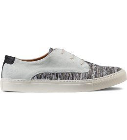 piola White/Cream Loerto Low Top Sneakers Picture