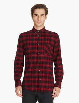 ZANEROBE Red Seven Ft L/s Shirt Picture