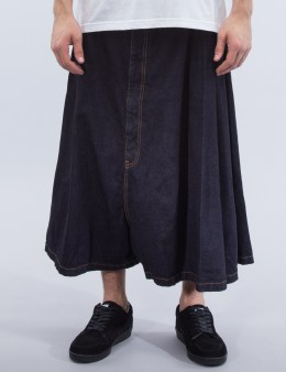 KIDILL Hakama Denim 3rd Type Jeans Picture