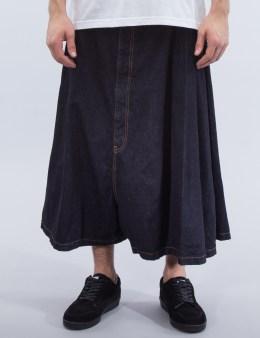 KIDILL Hakama Denim 3rd Type Jeans Picture