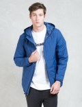The Hundreds Blue Turm Jacket Picture