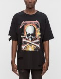 Mastermind Japan Distressed Mastermind Graphic S/S T-Shirt (Ver. 1) Picture
