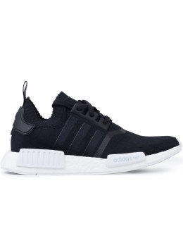 "adidas Adidas NMD Runner PK Monochrome ""Black"" Picture"