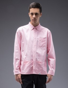 """BEDWIN & THE HEARTBREAKERS """"Mitchell"""" L/S Button Down Oxford Shirt Picture"""