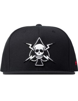 SSUR Head Hunters 6 Panel Snapback Picture