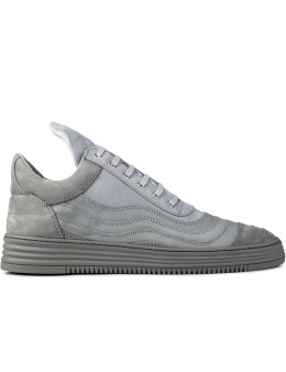 Filling Pieces Wavy Low Top Sneakers Picture