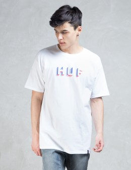 HUF Original Logo Shadow T-shirt Picture