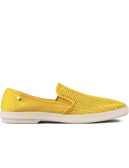 Rivieras Yellow Classic 20 Loafer Picture