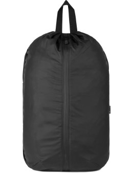 RAINS Black Daypack Picture