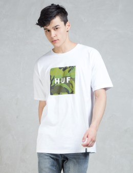 HUF Box Logo Fill T-shirt Picture