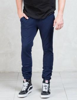 The Hundreds Blue Slacker Sweatpants Picture