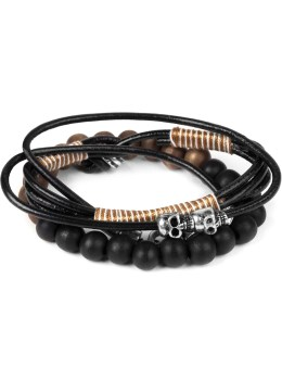 Icon Brand Tan Infamous Bracelet Picture