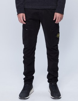 STONE ISLAND Tapered Cargo Pants Picture