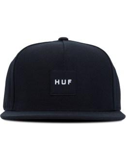 HUF Box Logo Snapback Cap Picture