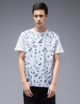 CARVEN Printed S/S T-Shirt Picture