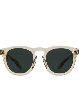 Stussy Clear Champagne with Dark Grey lens Luigu Sunglasses Picture