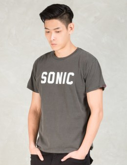 FUCT SSDD Black Ssdd Sonic T-Shirt Picture