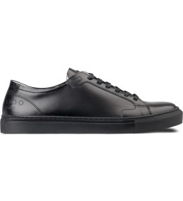piola Black/Black Ica Low Top Sneakers Picture
