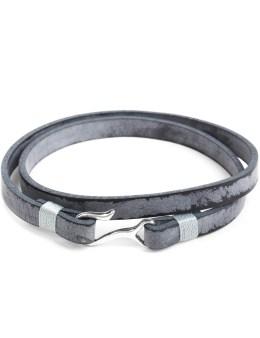 Miansai Grey Foksol Silver Bracelet Picture