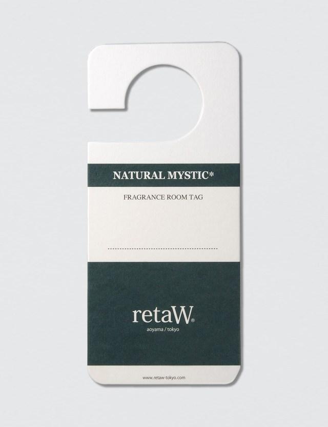 Retaw Natural Mystic Room Tag