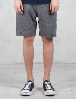 wings + horns Linen Utility Shorts Picture