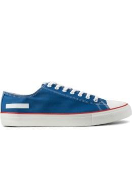 BEDWIN & THE HEARTBREAKERS Blue Rubbersole OG Sneakers Picture
