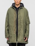 Wacko Maria M-48 Mods Coat (Type-3) Picture
