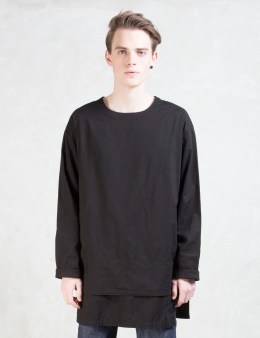 UNUSED Black US1050 Crewneck Shirt Picture