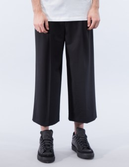 McQ Alexander McQueen Crop Wide Pants Picture