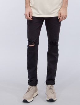 STAMPD Essentail Knee Split Denim Jeans Picture