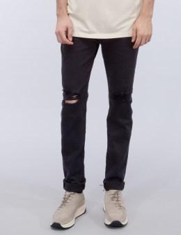 STAMPD Essentail Knee Split Denim Jeans Picture