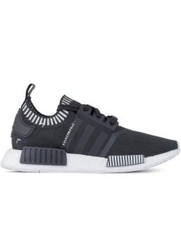 adidas Adidas NMD_R1 PK Dark Grey Picture
