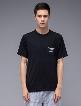 "Wild Things ""American Eagle"" S/S Coolmax Pocket T-Shirt Picture"
