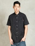 Acapulco Gold Black Orion Button Down Shirt Picture