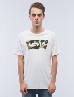Levi's Camo Housemark Logo S/S T-Shirt Picture