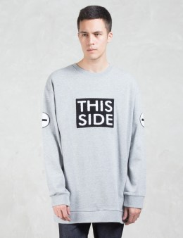 Cheap Monday Combust Multi Patch Sweatshirt Picture