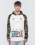 Staple Forest Camo Hooded T-Shirt Picture