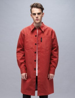 XANDER ZHOU Cargo Shirt Coat Picture