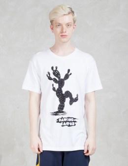 Henrik Vibskov Dancing Cactus Print S/S T-Shirt Picture