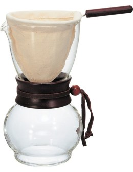 Hario DPW-3 Woodneck Coffee Drip Pot Picture